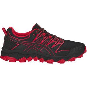 asics Gel-FujiTrabuco 7 Schuhe Herren black/classic red black/classic red