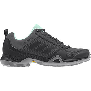 adidas TERREX AX3 Shoes Damen grey five/core black/clemin grey five/core black/clemin