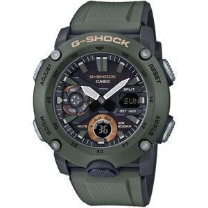 CASIO G-SHOCK Classic GA-2000-3AER Uhr Herren green green