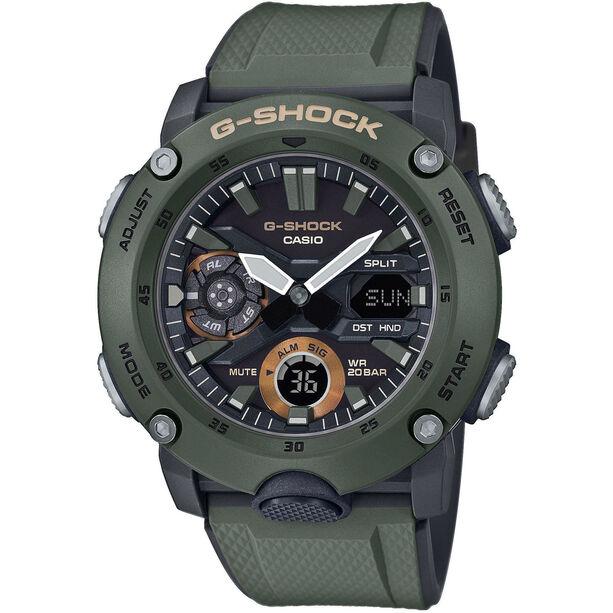 CASIO G-SHOCK Classic GA-2000-3AER Uhr Herren green