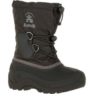 Kamik Southpole 4 Winter Boots Jungs black black