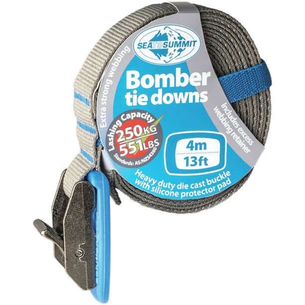 Sea to Summit Bomber Spanngurt 4,0m blue