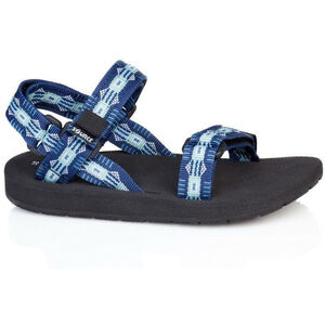 SOURCE Classic Sandals Kinder triangles blue triangles blue