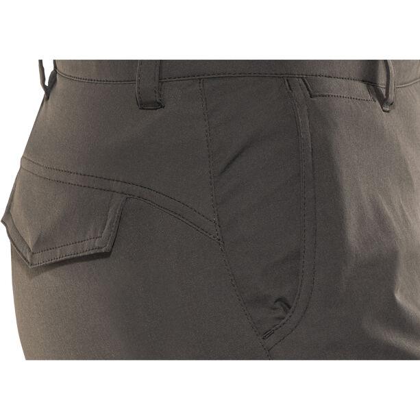 Fjällräven Abisko Capri Trousers Damen dark grey