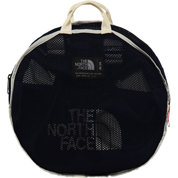 The North Face Base Camp Duffel M montague blue/vintage white