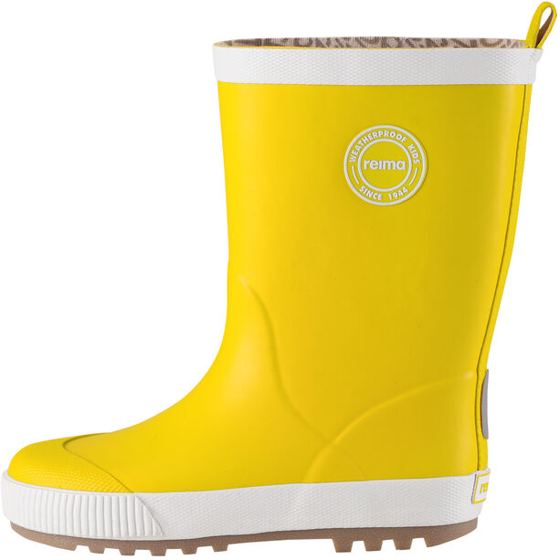 Reima Taika Rubber Boots Kinder yellow