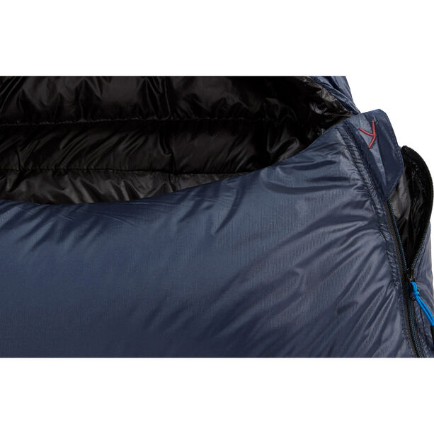 Yeti Passion Five Sleeping Bag XL navy