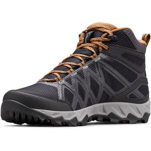 Columbia Peakfreak X2 Mid Shoes Outdry Men black/elk black/elk