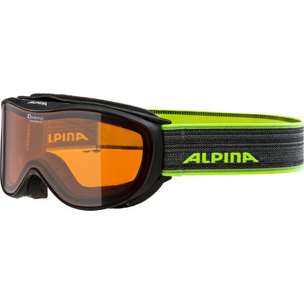 Alpina Challenge 2.0 Doubleflex S2 Goggles black