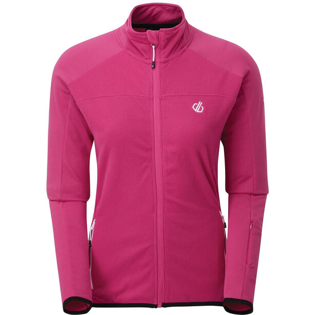 Dare 2b Methodic Fleecejacke Damen active pink
