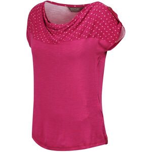 Regatta Freesia T-Shirt Damen beaujls polk beaujls polk