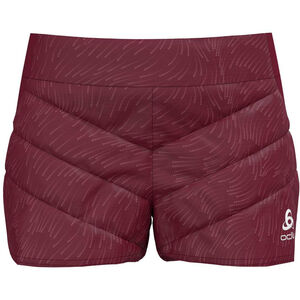Odlo Irbis X-Warm Shorts Damen rumba red rumba red