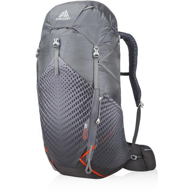 Gregory Optic 58 Backpack Herren lava grey