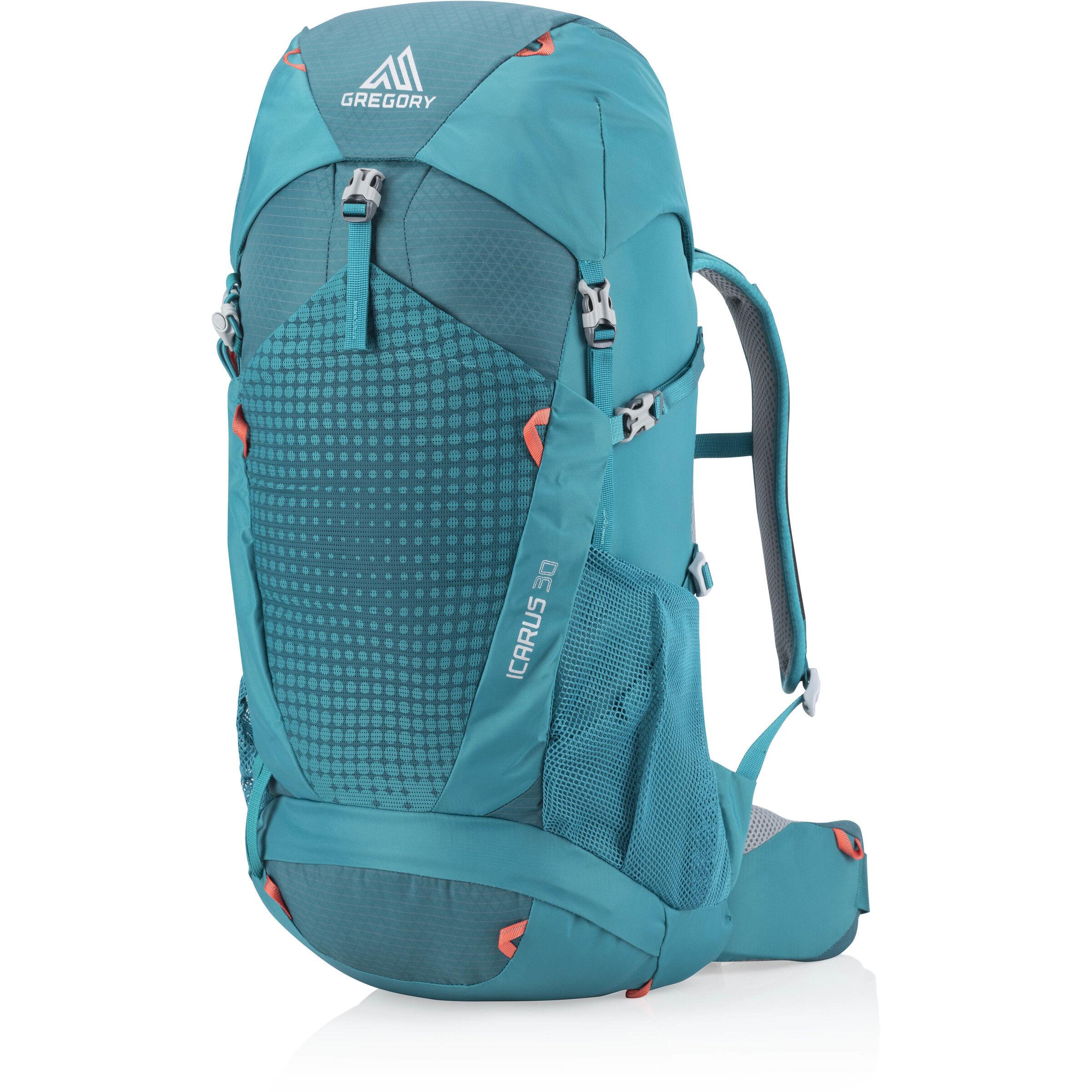 Backpack Bergans Kids Birkebeiner 40 L Athens Blue Ocean Lite Winter Sky