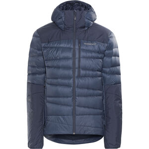 Norrøna Falketind Down750 Hood Jacket Herren indigo night indigo night
