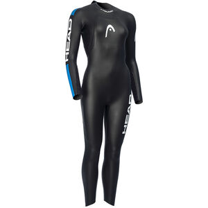 Head Tricomp Power 5.3.2 Wetsuit Damen black/turquoise black/turquoise