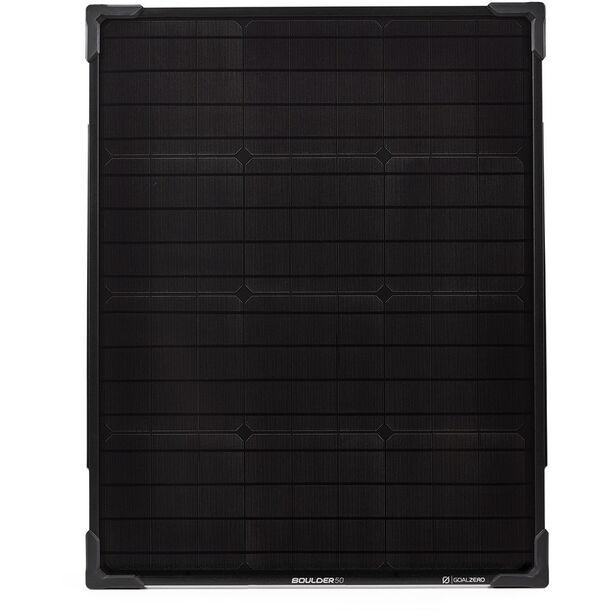 Goal Zero Boulder 50 Solar Panel black/green