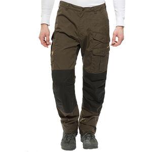 Fjällräven Barents Pro Winter Trousers Herren dark olive/black