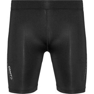 Craft Essential Short Tights Herren black black