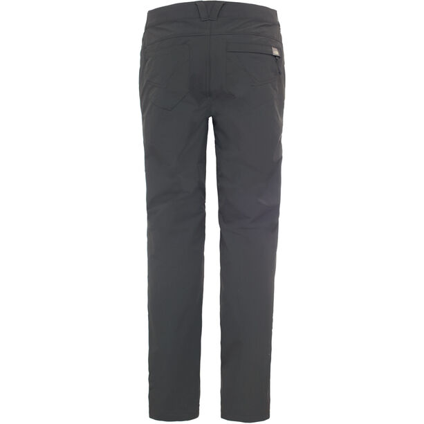 The North Face Exploration Pants Damen asphalt grey
