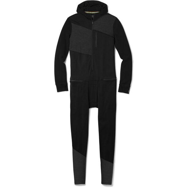 Smartwool Merino 250 Baselayer Einteiler Herren charcoal/black
