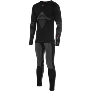 Viking Europe Combat Compression Unterwäsche Set Herren black grey black grey