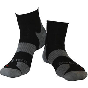 Gococo Technical Cushion Socks black black
