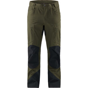 Haglöfs Rugged Mountain Pants Herren deep woods/true black deep woods/true black