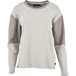 United By Blue Axis Sweatshirt Damen boulder grey boulder grey