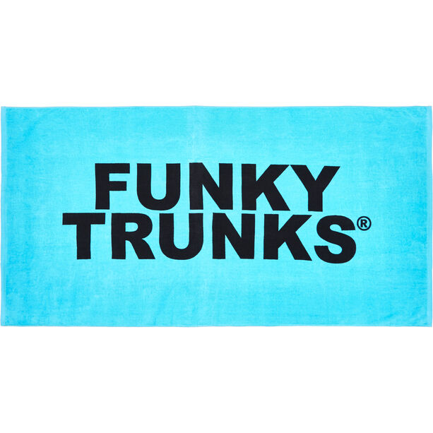 Funky Trunks Towel still lagoon