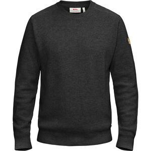 Fjällräven Sörmland Rundhals-Sweater Herren dark grey dark grey