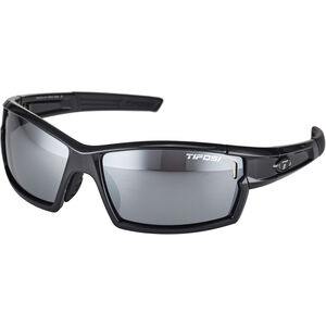 Tifosi Escalate FH Glasses Herren gloss black - smoke/ac red/clear gloss black - smoke/ac red/clear