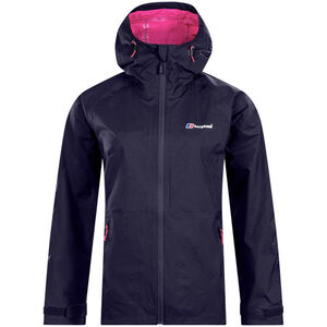 Berghaus Stormcloud Shell Jacke Damen evening blue evening blue