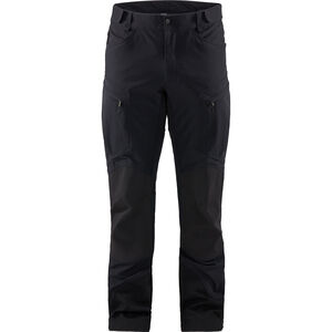 Haglöfs Rugged Mountain Pants Herren true black solid long true black solid long