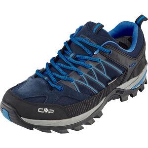 CMP Campagnolo Rigel WP Low-Cut Trekkingschuhe Herren black blue black blue