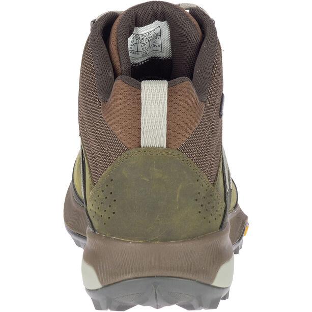 Merrell Zion GTX Mid-Cut Schuhe Herren dark olive