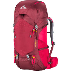 Gregory Amber 44 Backpack Damen chili pepper red chili pepper red