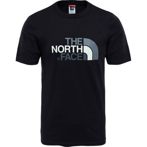The North Face Easy SS Tee Herren tnf black tnf black