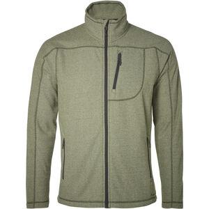 North Bend Aspect Fleece Jacket Herren green lichen green lichen