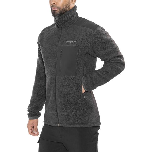 Norrøna Trollveggen Thermal Pro Jacket Herren cool black