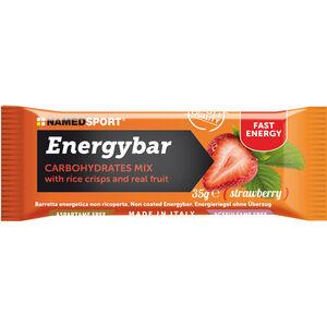 NAMEDSPORT Energy Riegel Box 12x35g Strawberry