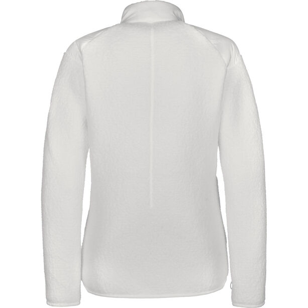 Mammut Innominata Pro ML Fleecejacke Damen bright white