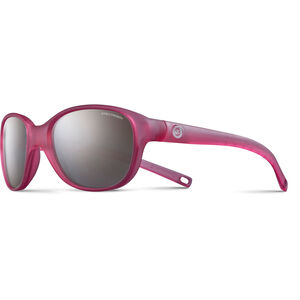 Julbo Romy Spectron 3+ Sunglasses 4-8Y Kinder matt translucent pink-gray flash silver matt translucent pink-gray flash silver