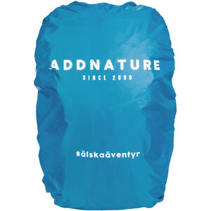 addnature Raincover M 15-30l blue blue