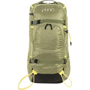 EVOC Line Backpack 18l heather light olive heather light olive