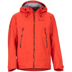 Marmot Red Star Jacke Herren mars orange mars orange