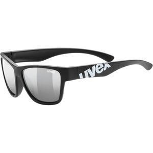 UVEX Sportstyle 508 Sportbrille Kinder black mat/silver black mat/silver