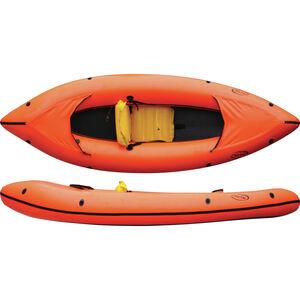 nortik Family-Raft Boat orange/schwarz orange/schwarz