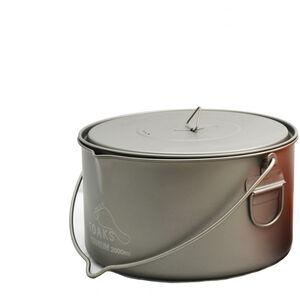 Toaks Titanium Pot with Bail Handle 2000ml