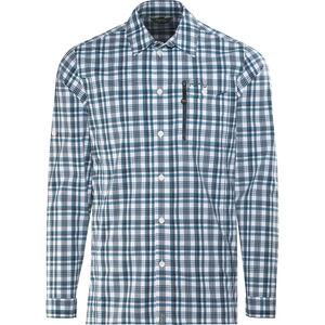 Meru Bossost Functional LS Shirt Herren denim denim
